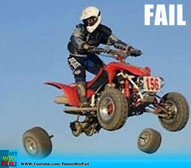 Epic Fail! 4Wheeling trouble