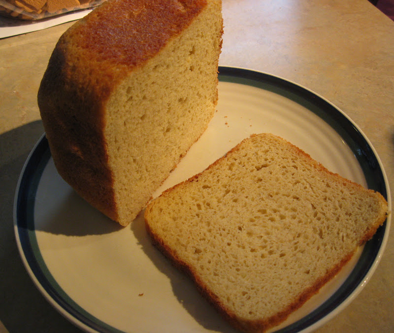 gluten free potato bread for bread machine