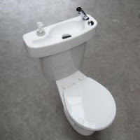 bricolage partage palois lave mains sur cuvette wc. Black Bedroom Furniture Sets. Home Design Ideas