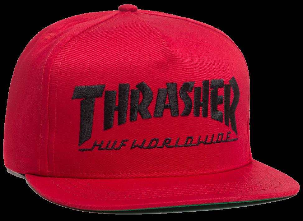 huf x thrasher ©