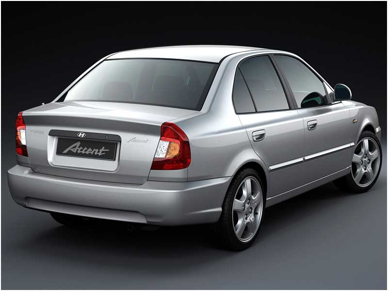 Hyundai accent мт2414 - 596