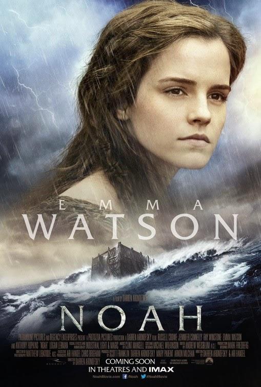 Noah – Emma Watson as Ila, Noah's adopted daughter ...