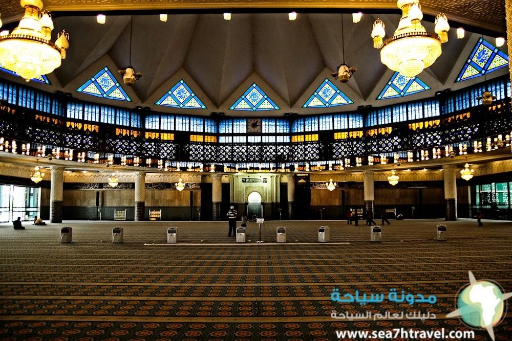 كوالالمبور و المسجد الوطني