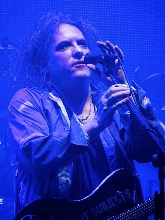 Neulich bei einem wirklich langen Konzert: The Cure im Londoner Apollo
