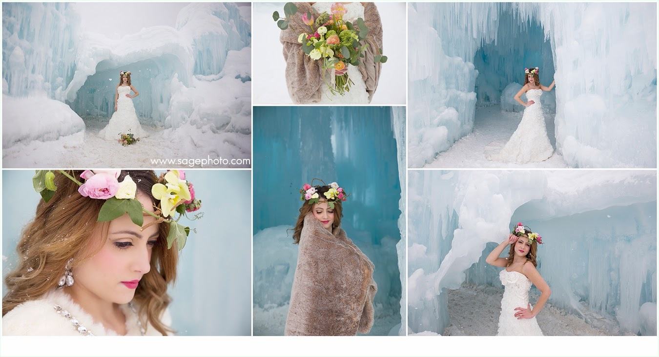 Sage Studios Photography - Boston Wedding Photographer: Ice Princess ...
