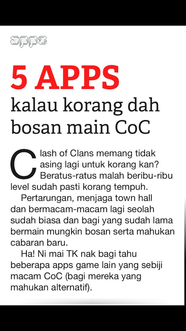 Mobile apps talk