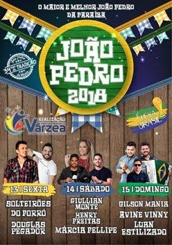 João Pedro 2018