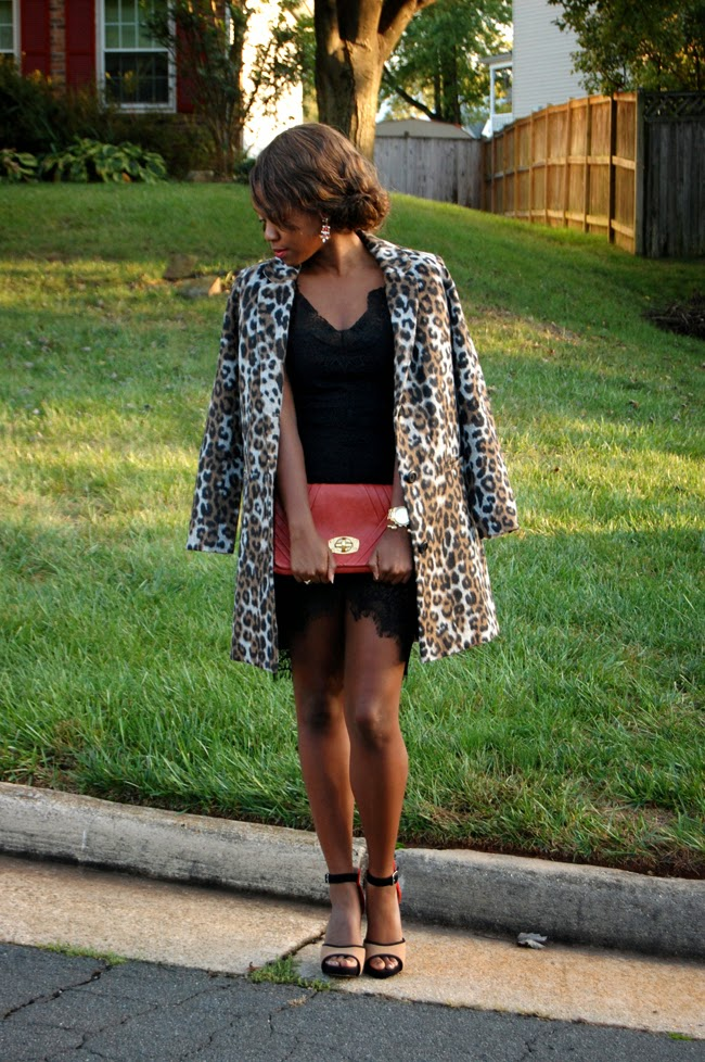 bb dakota hazel coat, leopard coat, fashion blogger, dc blogger, northern virginia blogger, style blogger, wedding guest outfit, fall outfit inspiration