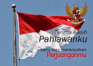 Contoh Teks Pidato Hari Pahlawan Nasional Indonesia