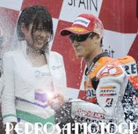 Insiden MotoGP Jepang, Pedrosa Jadi Yang Terbaik