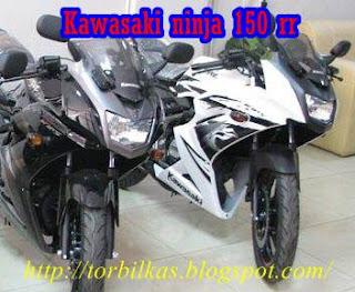 Daftar Harga Kawasaki Ninja 150 RR Bekas Murah