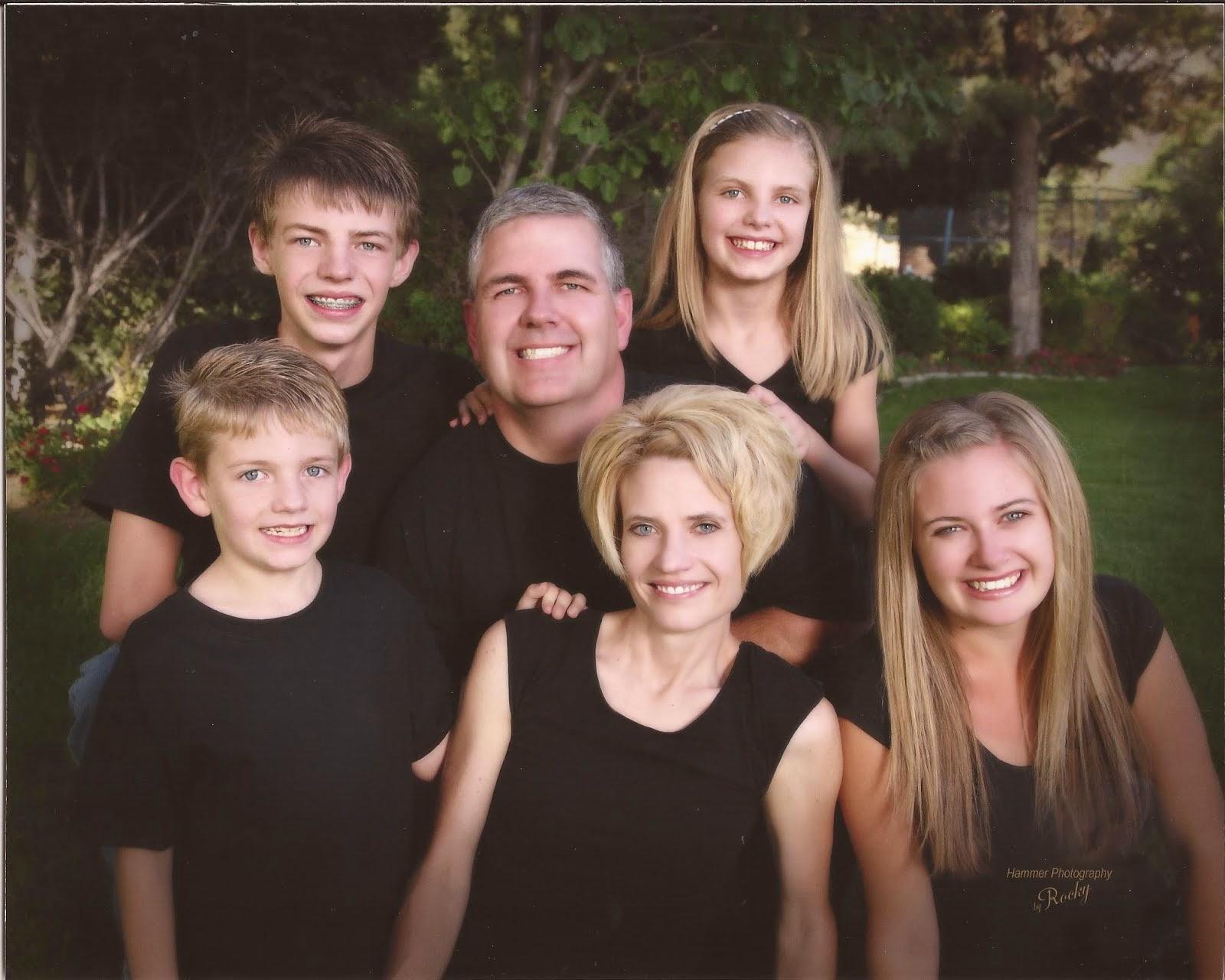 Hunsaker Family
