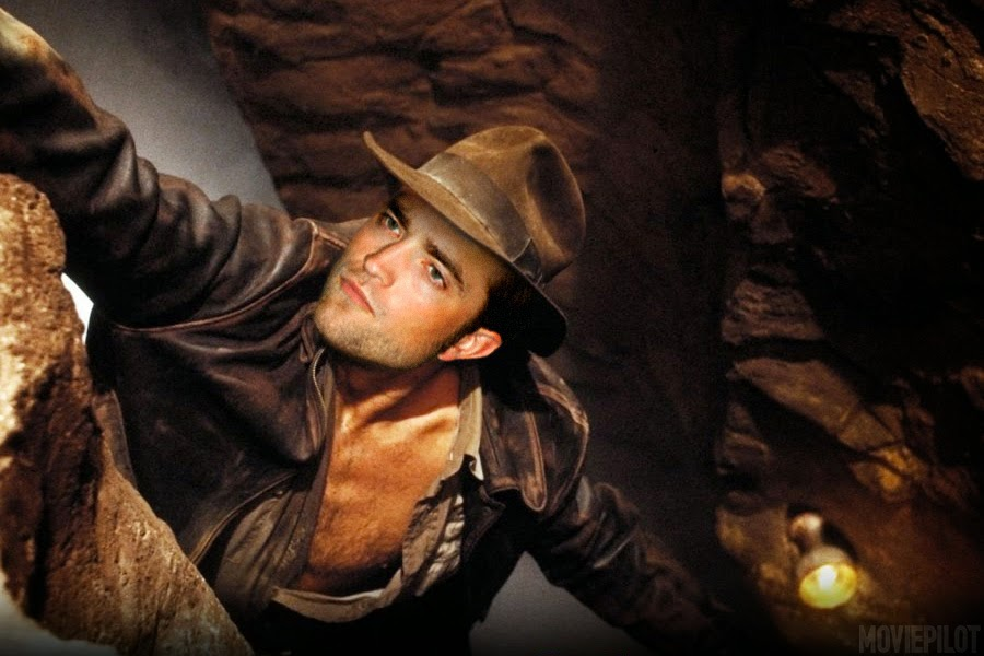 Fan cast Indiana Jones reboot Robert Pattinson