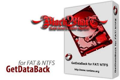 GetDataBack for FAT-NTFS v4.30
