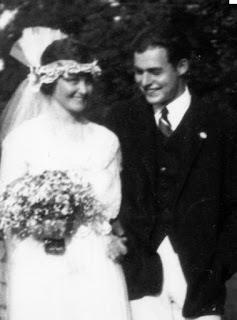 Hemingway with Elizabeth Hadley Richardson