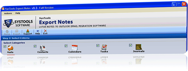 Import Lotus Notes Mail Into Outlook 2010 To Grab Simplified Emailing Facilities