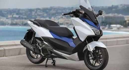 Honda akan Siapkan Forza 150 Sebagai Penantang NMAX