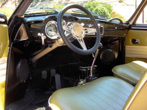 Black Karmann Ghia 1964 - Buy Classic Volks