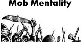 mob mentality lord flies Mob mentality is a large theme in lord of the flies - lord of the flies introduction mob mentality is, essentially, when a group of people do things they would never dream of doing by themselves, such as acts of violence.
