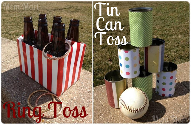 DIY Circus Carnival Games for Kids