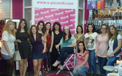 picorell evento martora con bloggers