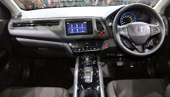 Interior Honda HR-V