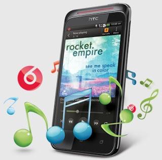 HTC Desire VC Android CDMA + GSM Layar 4.0 inch Harga Rp 2 Jutaan