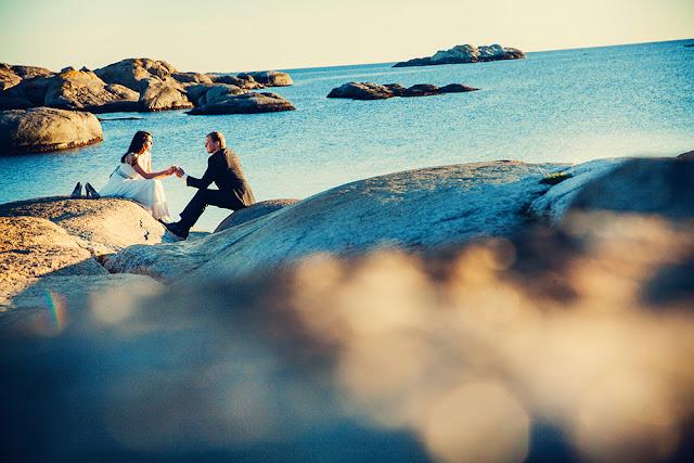 Marzena i Paweł  na KOŃCU ŚWIATA - Norwegia