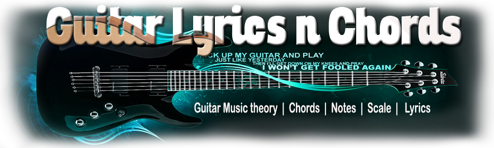 Guitar Lyrics 'n' Chords