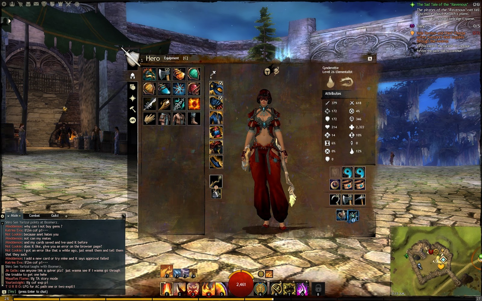 Of Course Ill Play It Guild Wars 2 Casual Crafting Guide