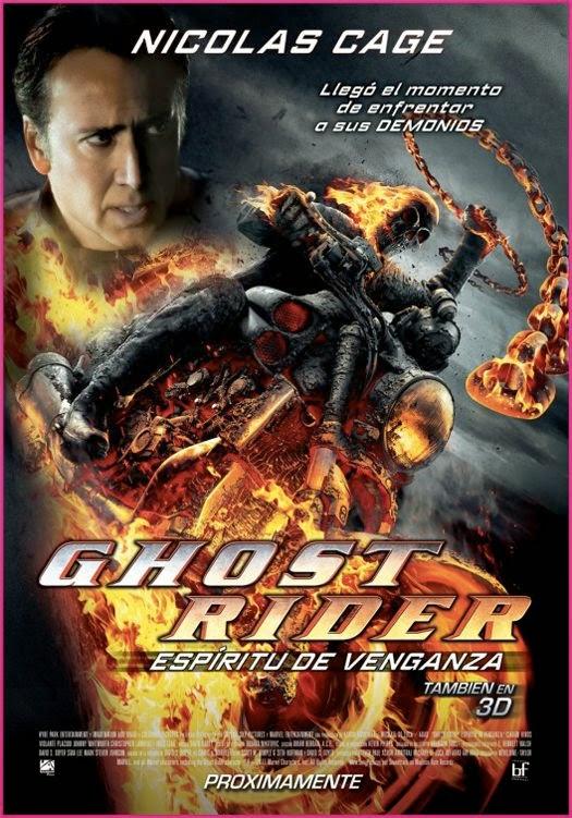 GHOST RIDER 2 SPIRIT OF VENGEANCE โกสต์ ไรเดอร์ 2 อเวจีพิฆาต FULL HD มาสเตอร์ พากย์ไทย