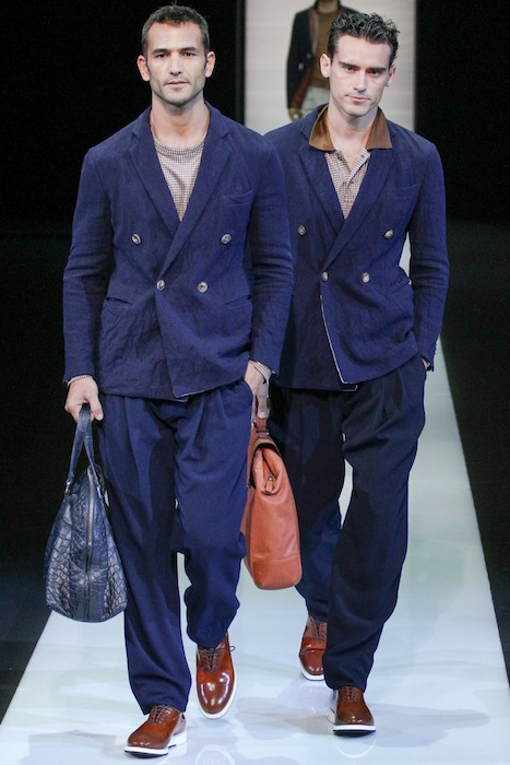 Giorgio Armani S/S 2013 Men's Fashion Photo-12
