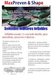 Descarga Folleto Señuelos Militares de Maxpreven