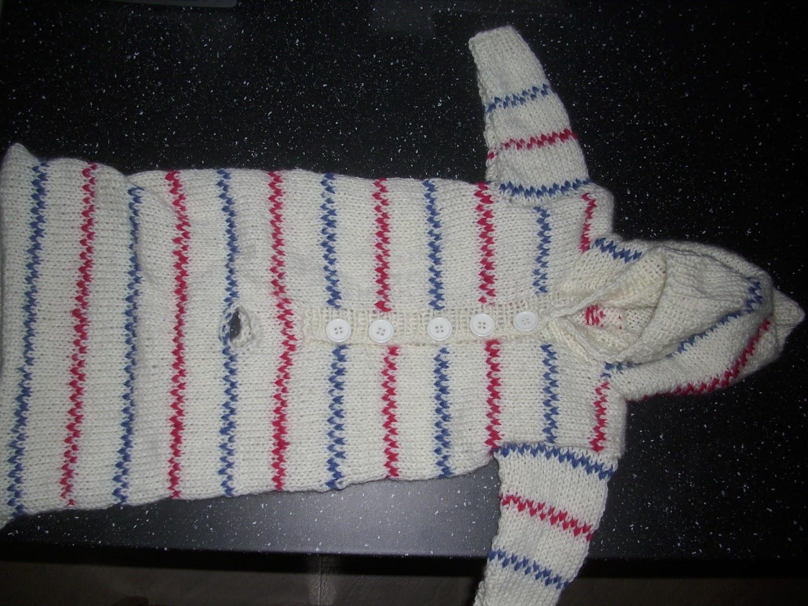 mönster åkpåse baby