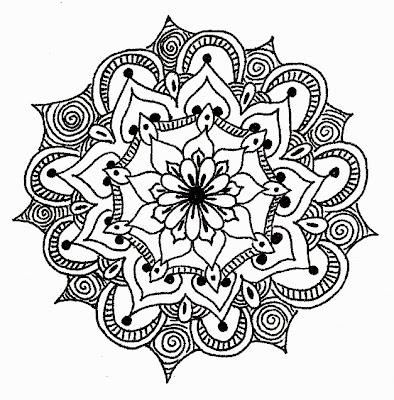 Lotus Mandala Designs