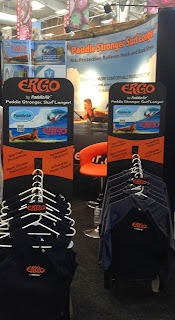 PaddleAir's Ergo Booth from a Previous Show