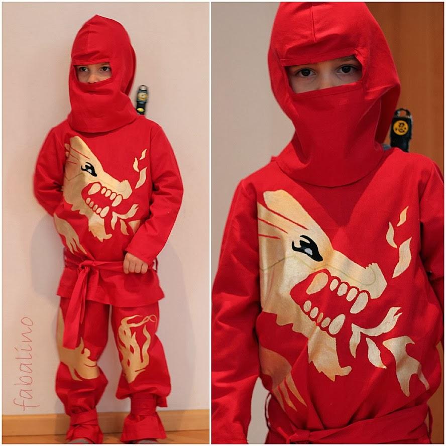 ninja kostum kind schnittmuster strenge anz ge foto blog. Black Bedroom Furniture Sets. Home Design Ideas