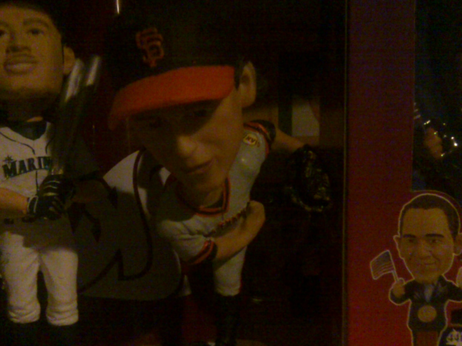 time cy young winner tim lincecum was given to me by tim s dad chrisTim Lincecum Dad