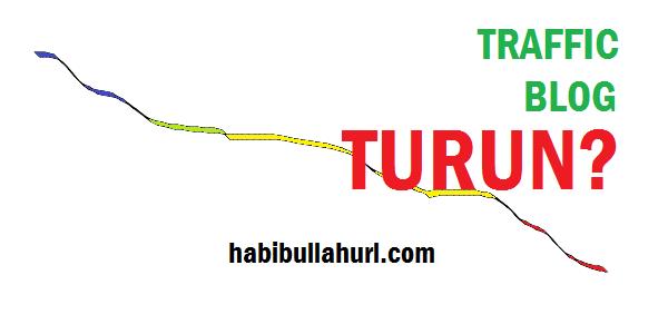Traffic Blog Turun