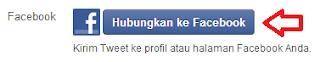 Hubungkan ke Facebook