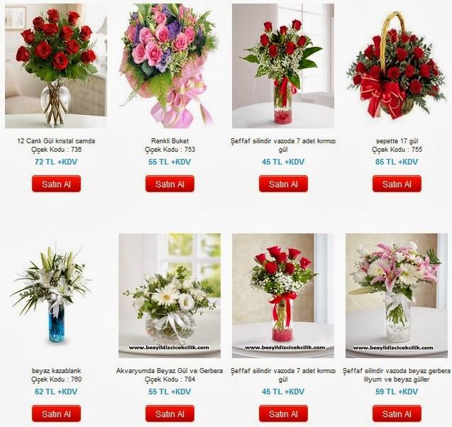 Sevgiliye çiçek sevgili için çiçek çeşitleri modelleri