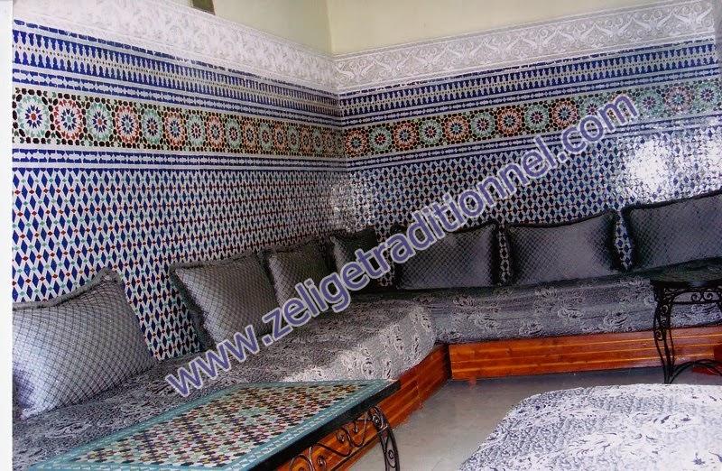 mosaique. Black Bedroom Furniture Sets. Home Design Ideas
