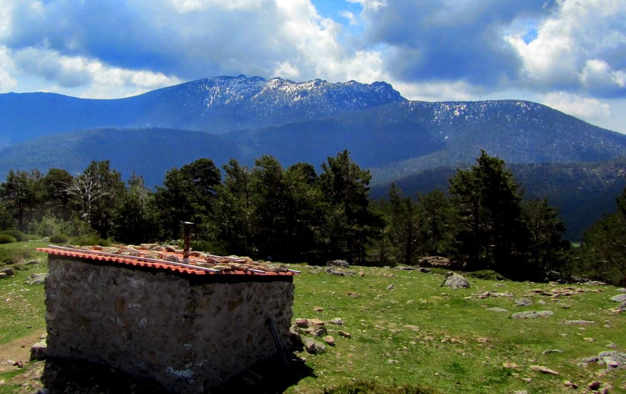 La Sierra del Dragón - Leyenda