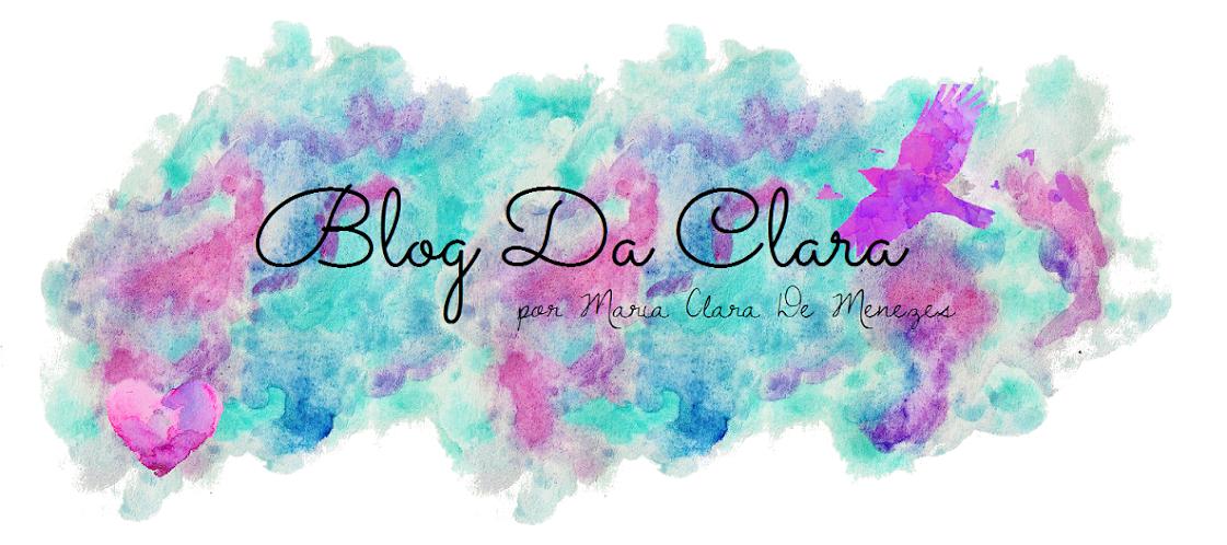 ♛ Blog Da Clara ♛