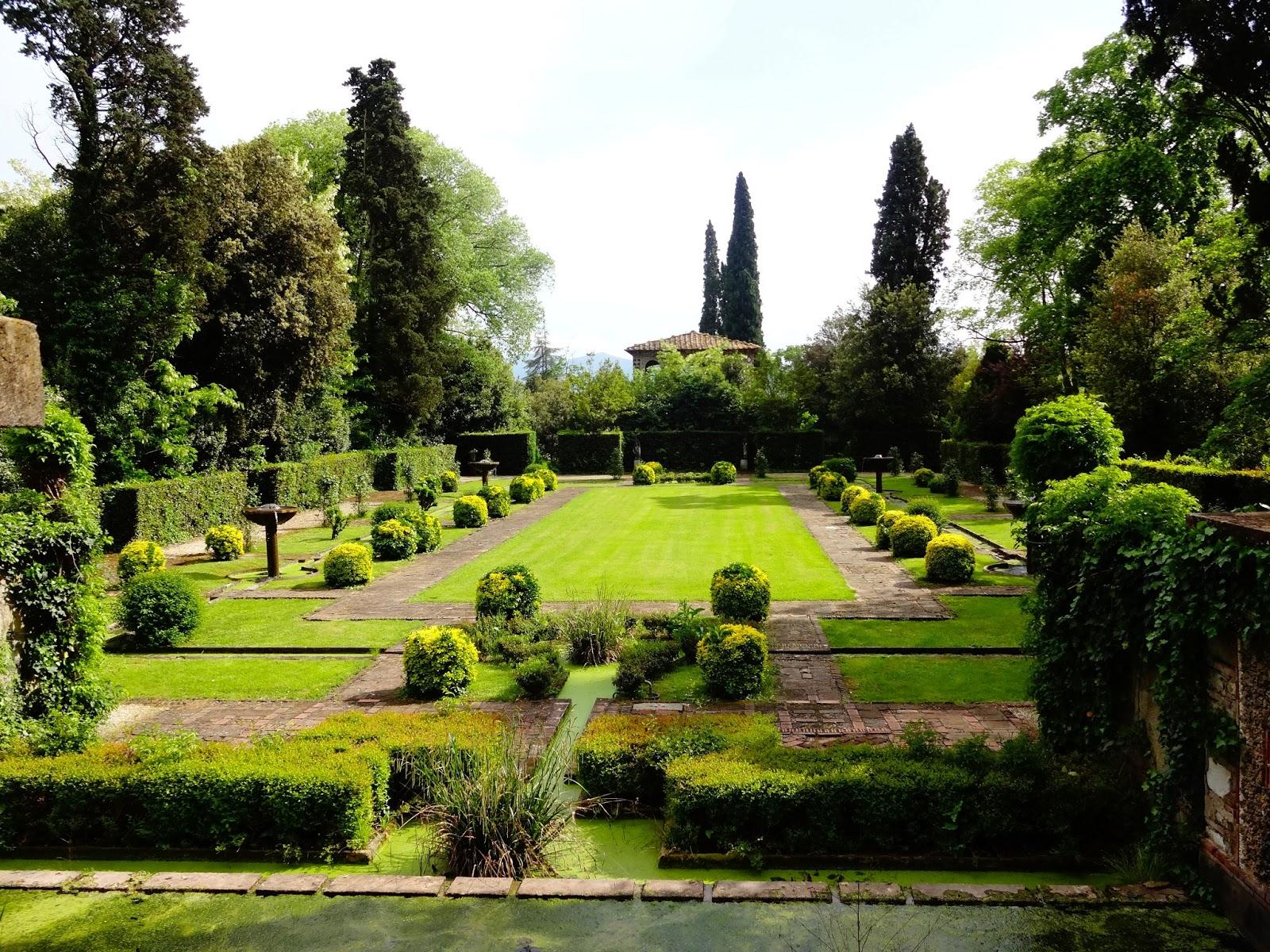 Hortibus voyage villa la massa palais et jardins de toscane for Jardin de toscane