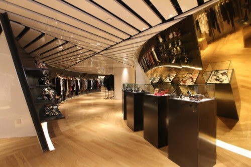 I.T. Hysan One Department Store Design, Hongkong, Dept Store Design, Departement Store Design, Interior Design, Store Design, Architecture, Contemporist Store Design, Contemporist Design
