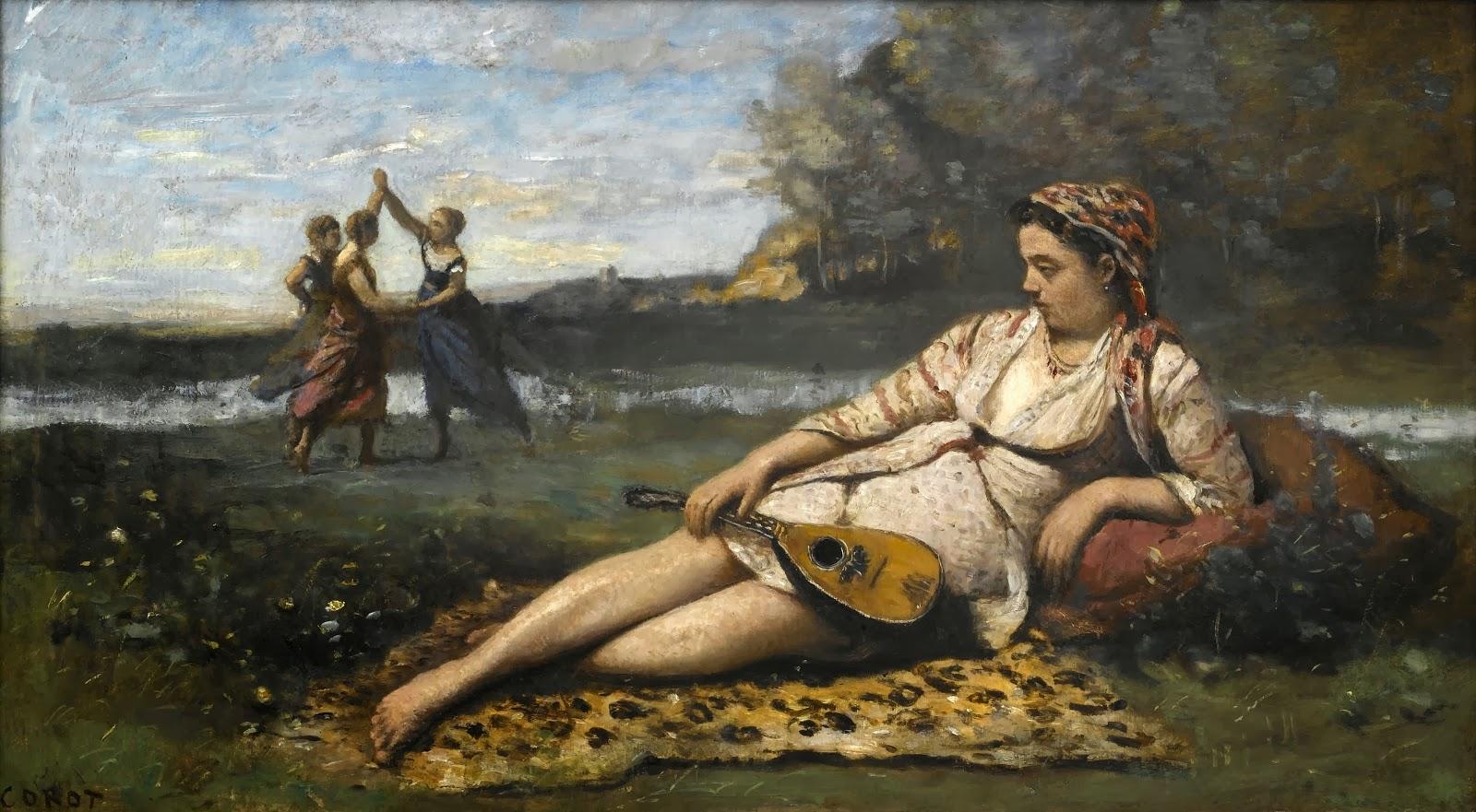 Jeunes filles de Sparte, ca. 1868-1870