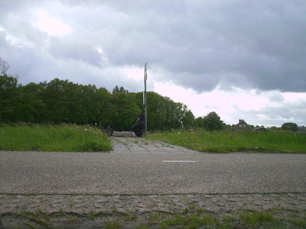 parkeerplaats de abri naarden