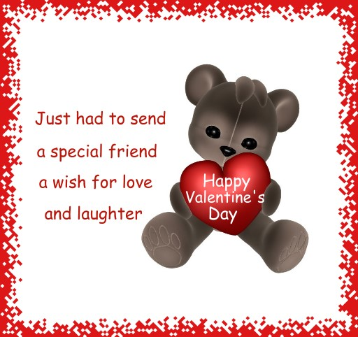 Funny Love Quotes For Valentines Day : My Coolest Quotes: A Wish for Love and Laughter on Valentines Day!