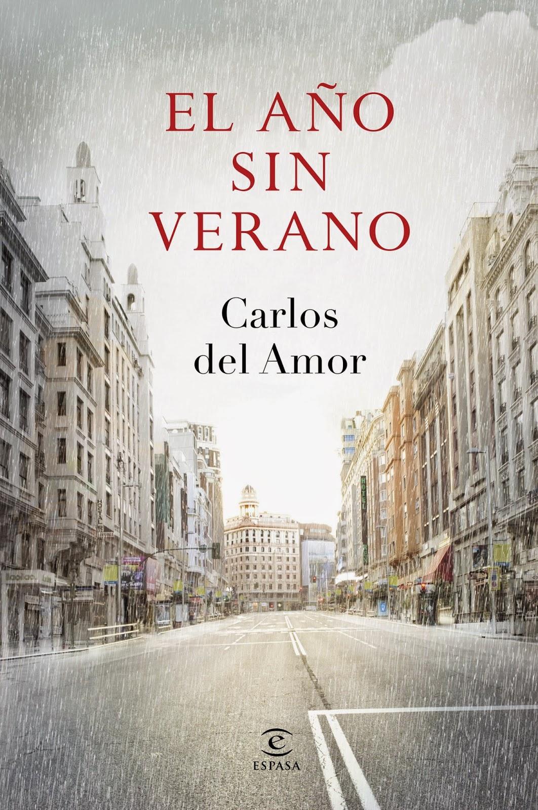 Reseña, Opinión, Libro, El año sin verano, Carlos del Amor